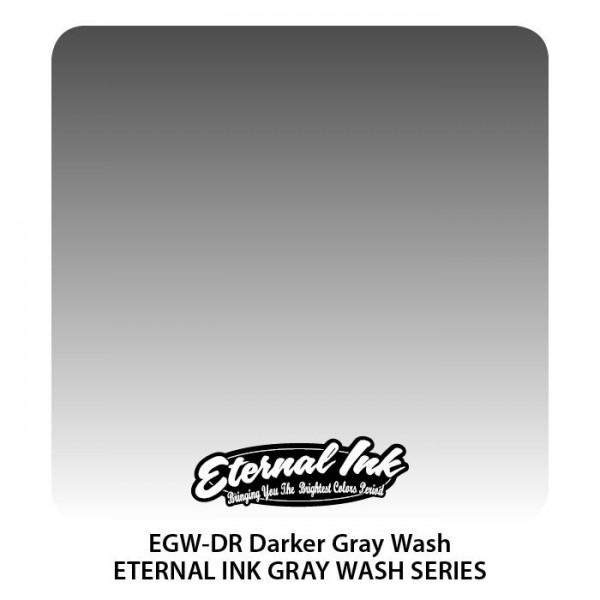 Darker Gray Wash 1 oz