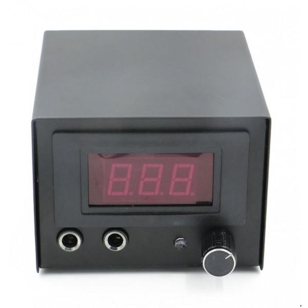 Power Supply LCD