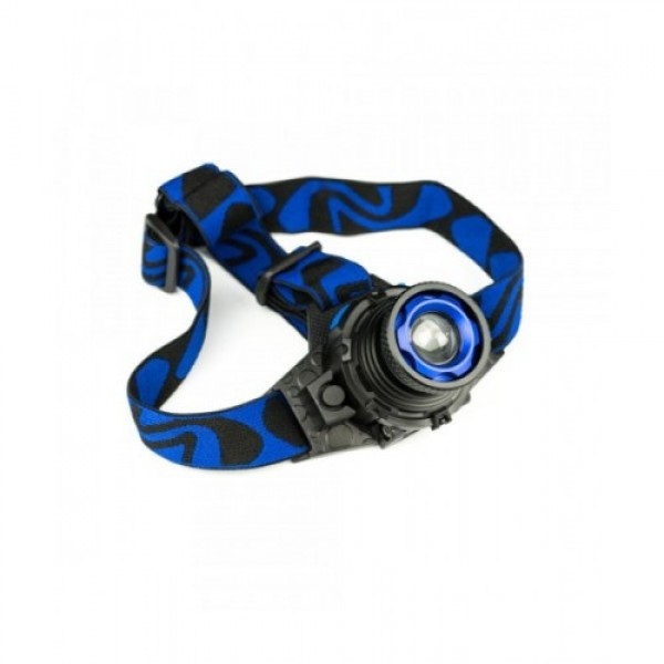 Head Lamp With Built-in Rechargeable Battery
