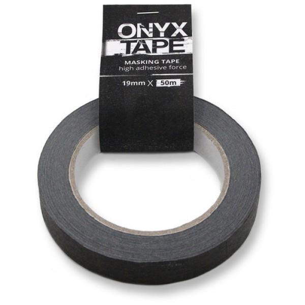 Masking Tape Onyx 19mm x 50m