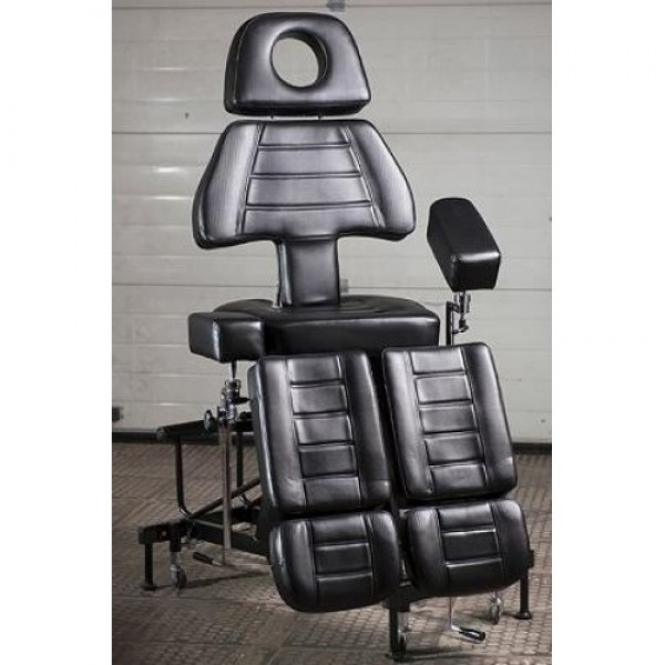 Hydraulic Client Chair On Wheels