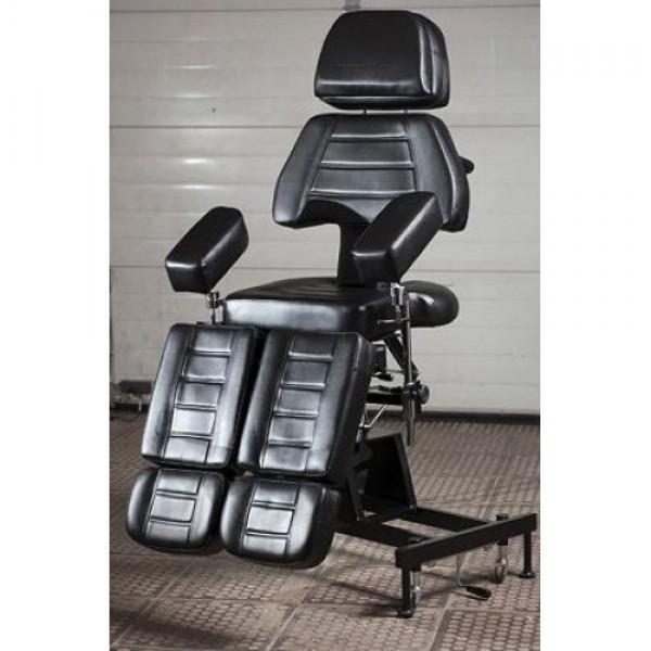 Hydraulic Client Chair On Wheels