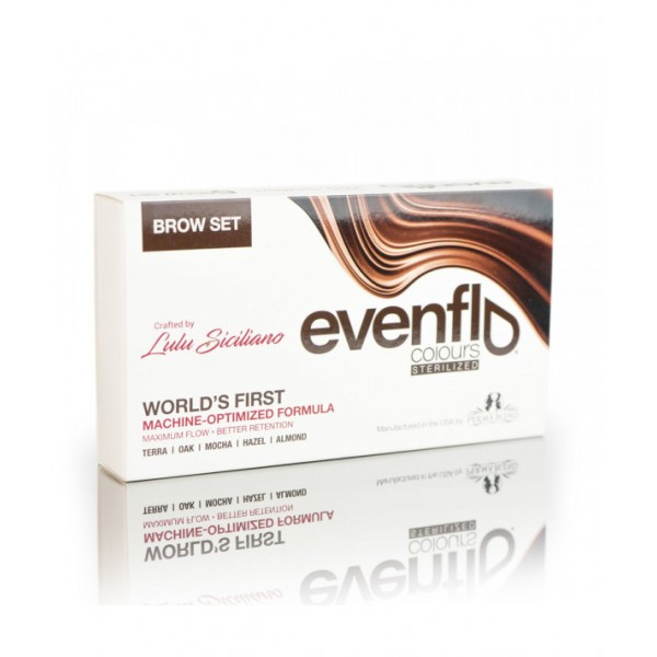 Perma Blend - Evenflo Brow Pigment Collection 5x15...