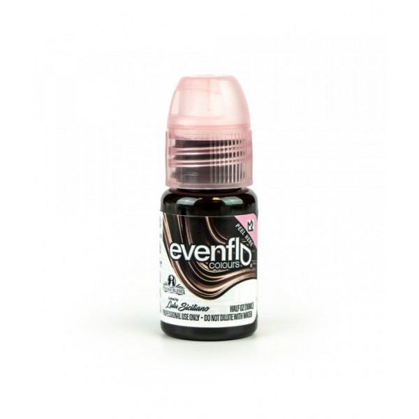 Perma Blend - Evenflo - Warm Black Eyeliner 15ml