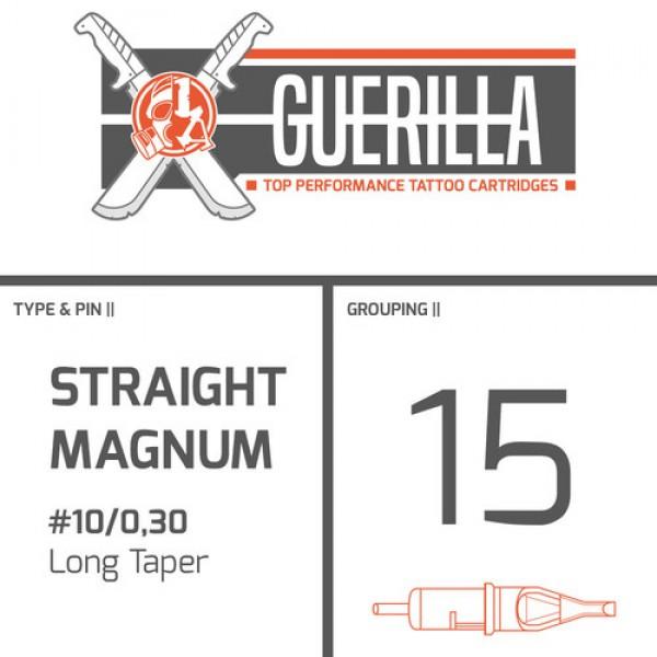 Guerilla – 15 Magnum - 0,30 - LT
