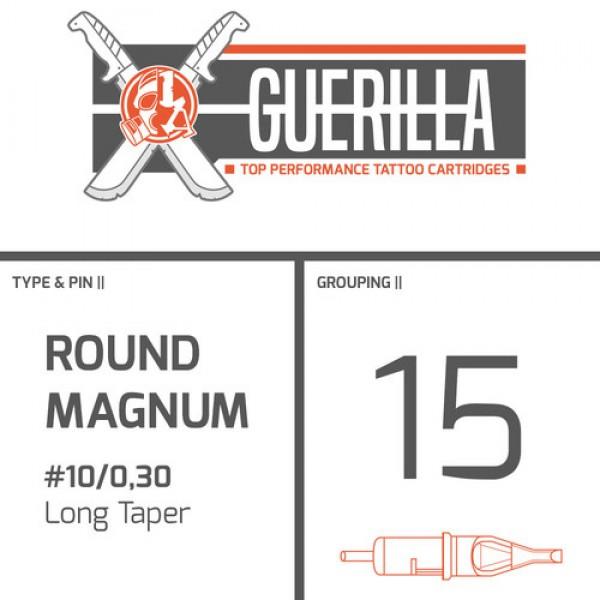 Guerilla – 15 Round Magnum - 0,30 - LT