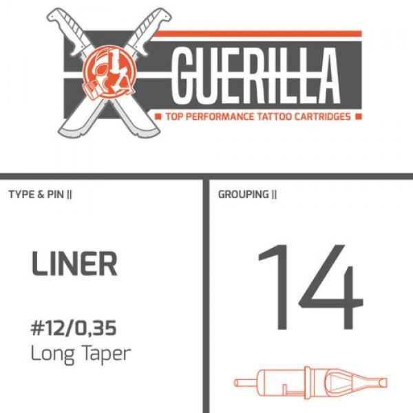 Guerilla – 14 Liner - 0,35 - LT