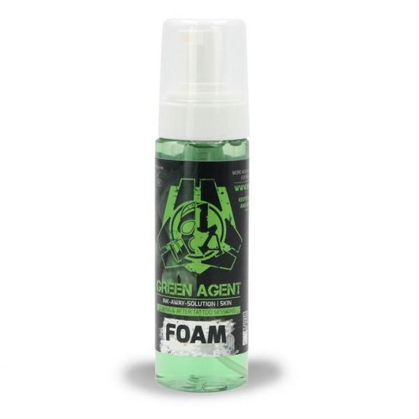 Inked Army Green Agent Foamer Soap 200ml