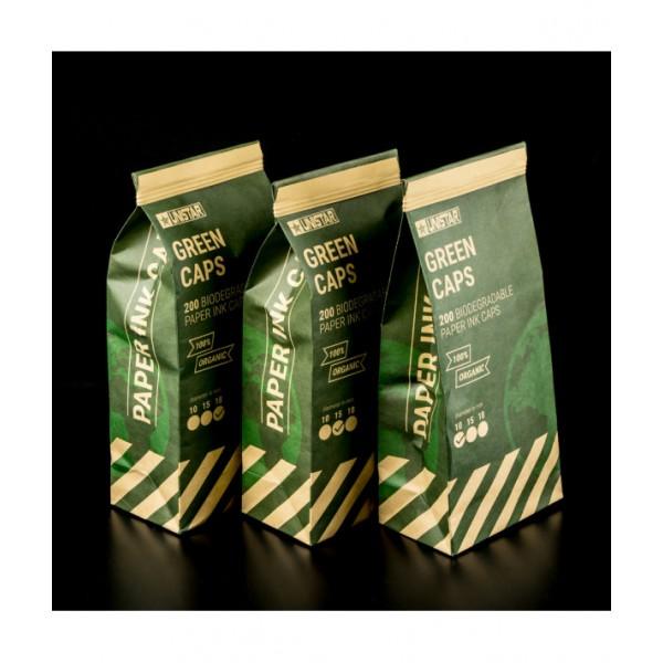UNISTAR - ECO PAPER INK CUPS /200PCS/